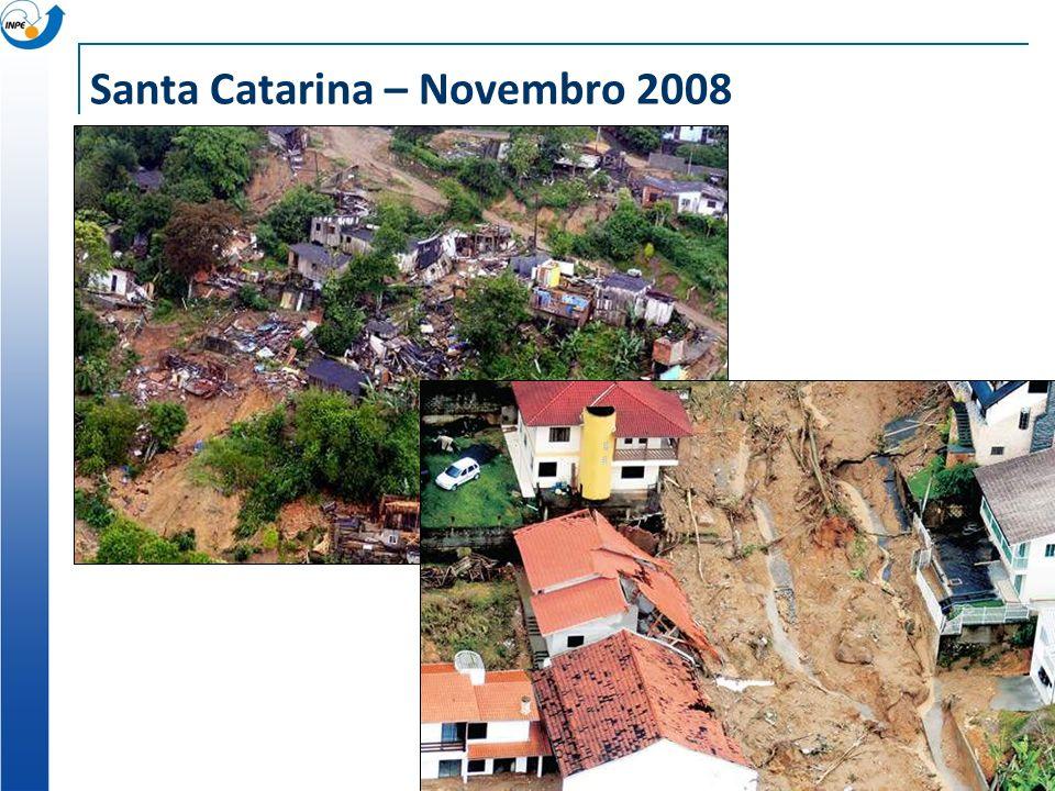 Santa Catarina – Novembro 2008