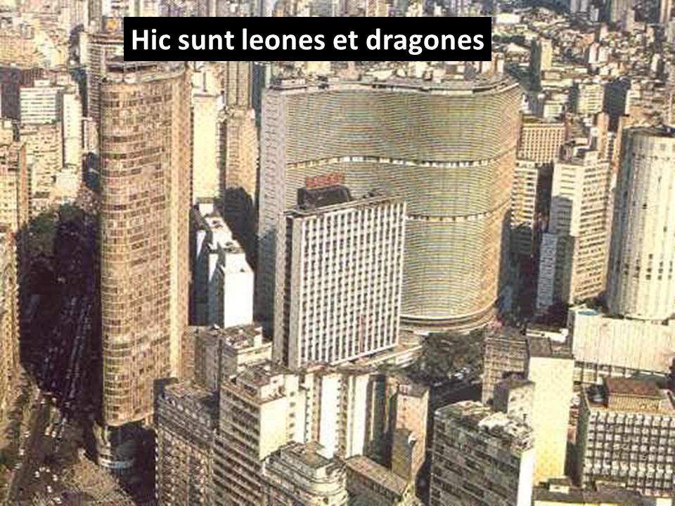 Hic sunt leones et dragones