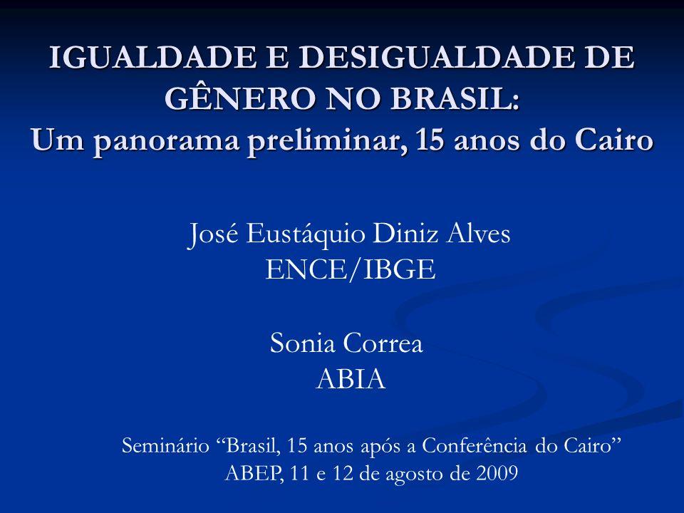 Fonte: PNADs 2001 a 2007, Sidra, IBGE Percentual de pessoas de 10 anos ou mais de idade, ocupadas por contribuição para previdência em qualquer trabalho, por sexo e classes de rendimento mensal, Brasil: 2001 e 2007