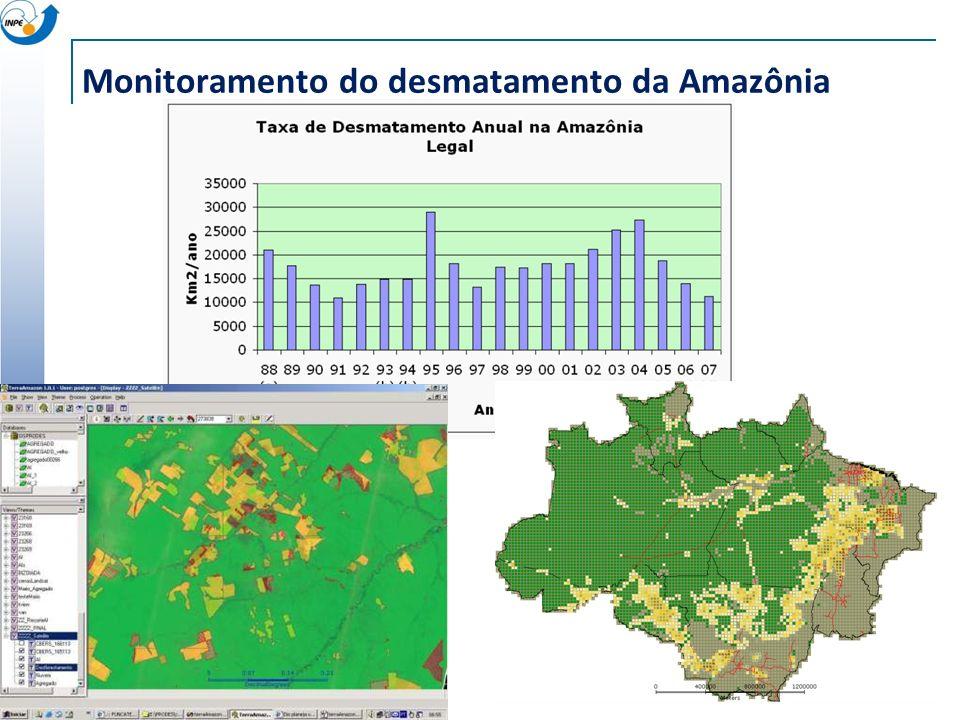 CBERS-2 CCD Sobradinho Dam, Brazil Dez 2003