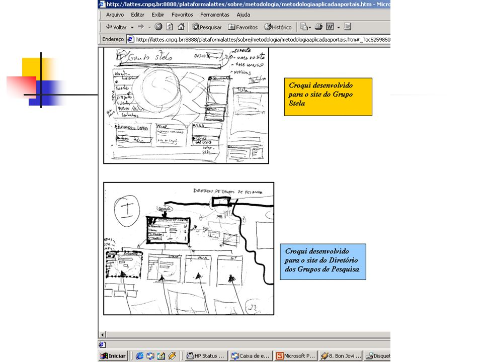 Design para a Web Harmonia Dicas: faça muitas experimentações distribuindo os elementos no espaço que você possui.