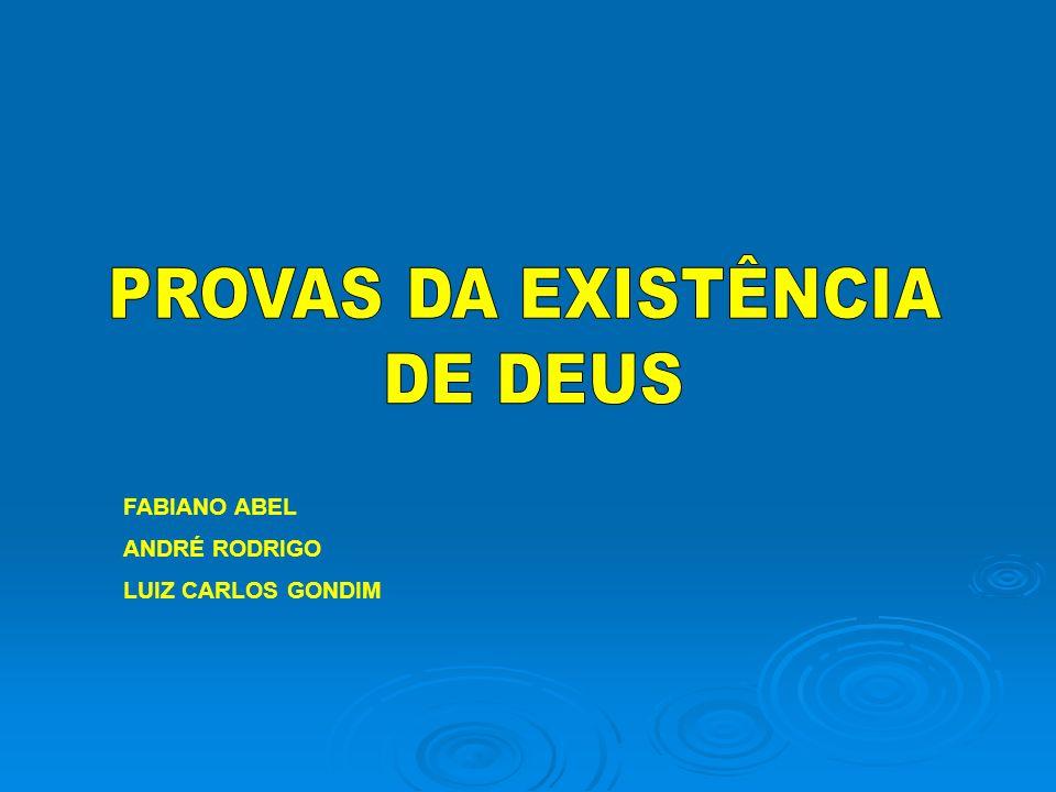 FABIANO ABEL ANDRÉ RODRIGO LUIZ CARLOS GONDIM