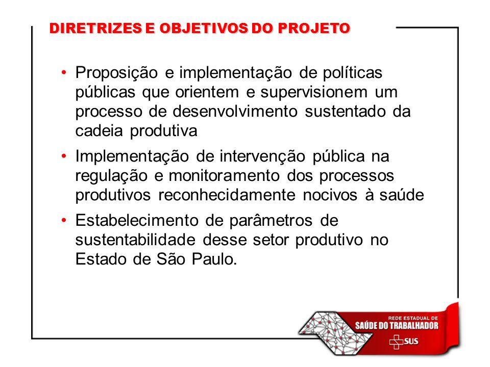 Proposição e implementação de políticas públicas que orientem e supervisionem um processo de desenvolvimento sustentado da cadeia produtiva Implementa