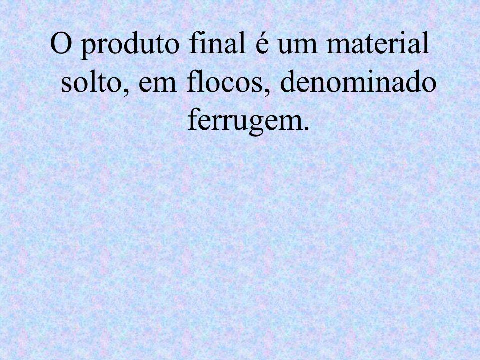 Fe (s) Fe (aq) + 2e ½ O 2 (g) + H 2 O + 2e2OH (aq) Fe (s) + ½ O 2 (g) + H 2 O Fe(OH) 2 (s) 2 Fe(OH) 2 (s) + ½ O 2 (g) + H 2 O 2Fe(OH) 3 (s) 2+ - - -