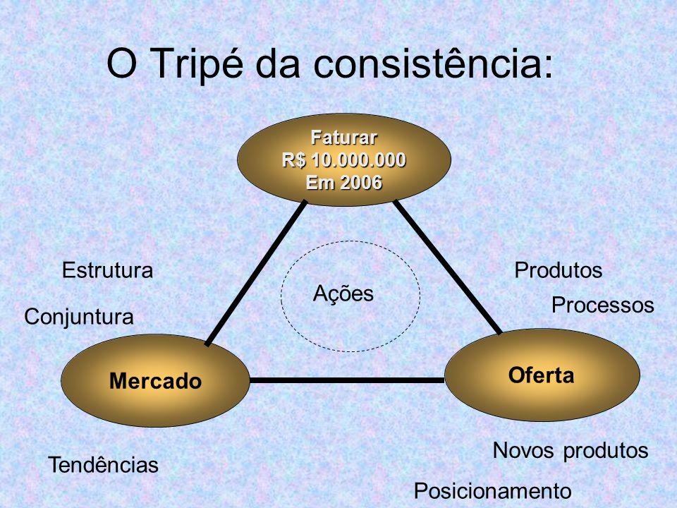 II - Planejamento individual: empresas Meta Financeira Oferta Mercado
