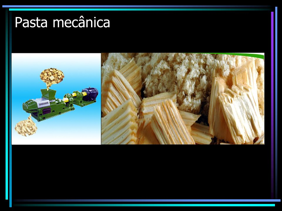 Pasta mecânica