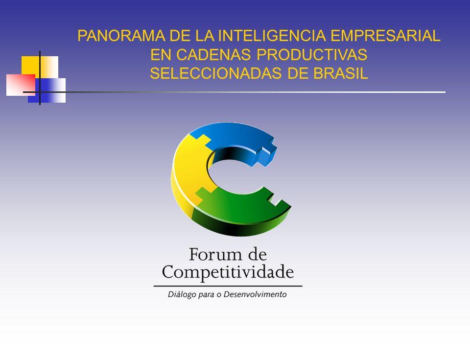 No período de 1995 a 2000 a empresa capacitou funcionários em Inteligência Competitiva ou em atividades correlatas .