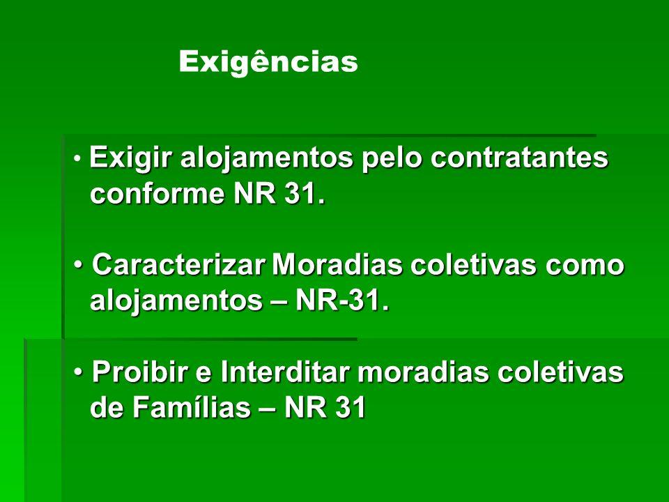 Plantio (Ação Bauru, Marilia e Itapeva 2007) Trabalhadores recebendo Seguro Desemprego (sem registro em CTPS);.