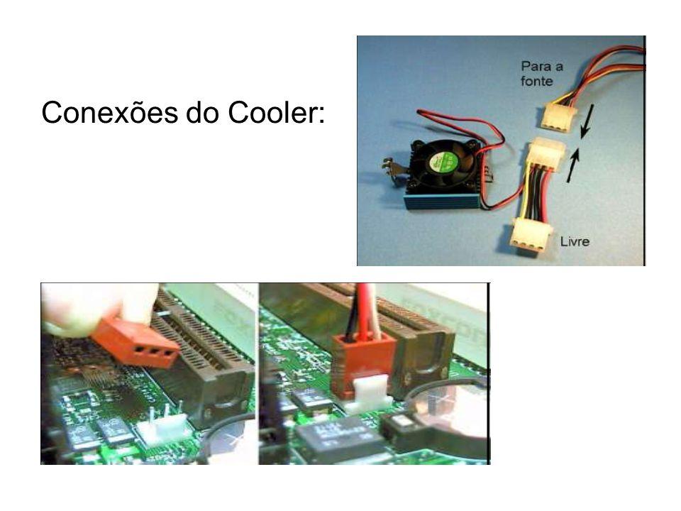 Conexões do Cooler: