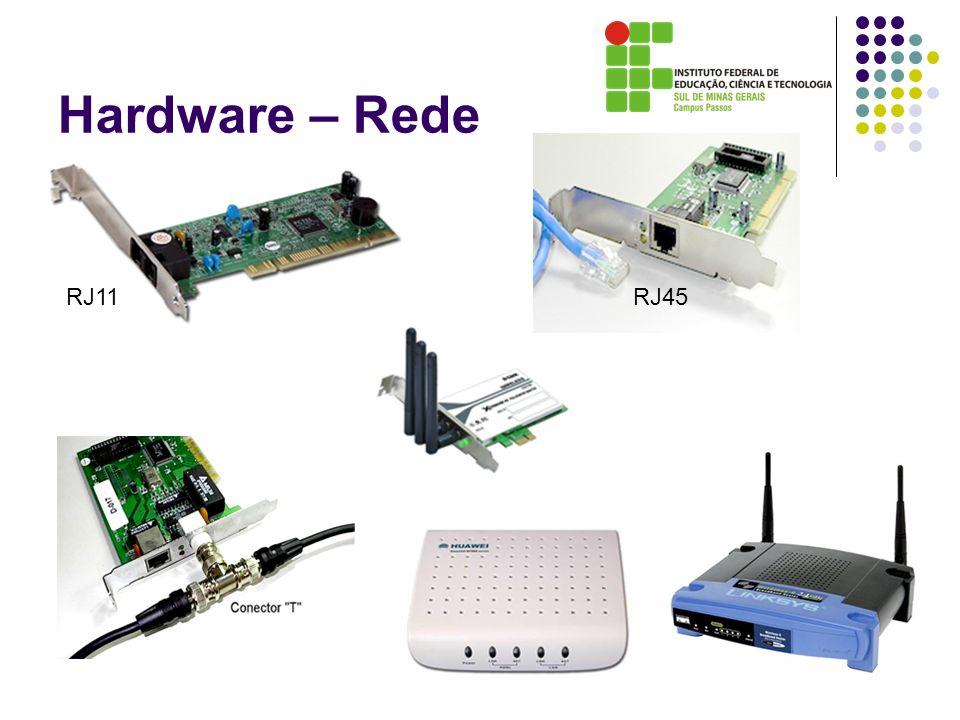 Hardware – Rede RJ11RJ45
