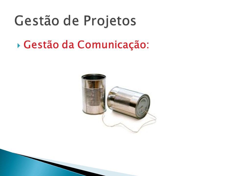 Gestão da Comunicação: