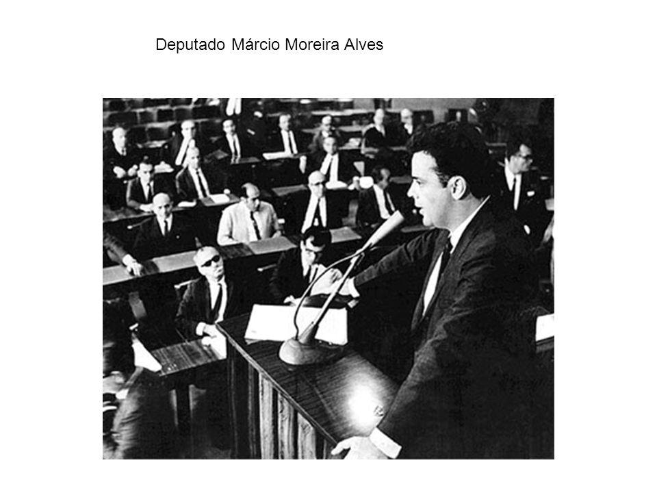 Deputado Márcio Moreira Alves