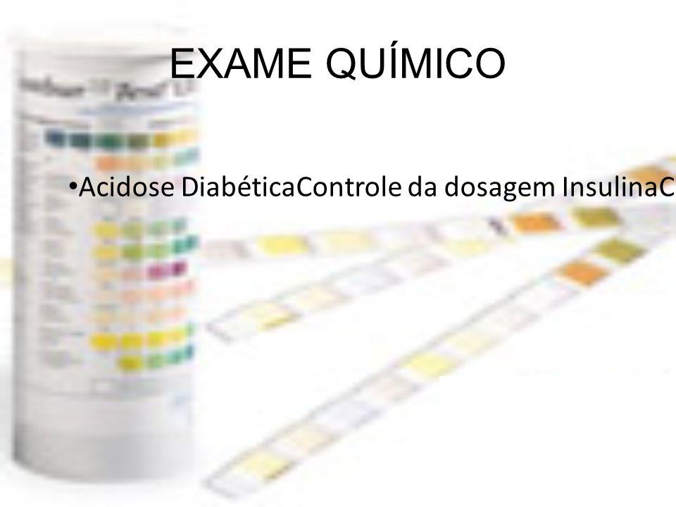 Acidose DiabéticaControle da dosagem InsulinaCarência alimentarPerda de carboidratos.