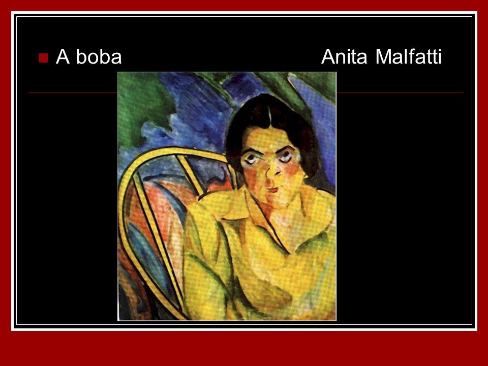 A boba Anita Malfatti