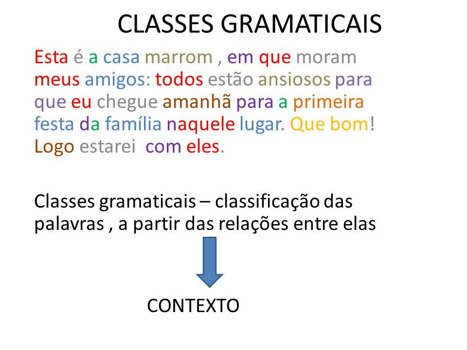 Com relação ao Plural Conforme terminação de cada substantivo; Alguns substantivos são usados apenas no plural; As terminações de substantivos compostos também diferenciam.