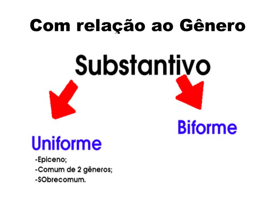 ALTERANDO A FORMA / FLEXÃO Classe variável – flexão : gênero, número, grau Terminações indicam masculino / feminino; singular/plural; aumentativo/dimi
