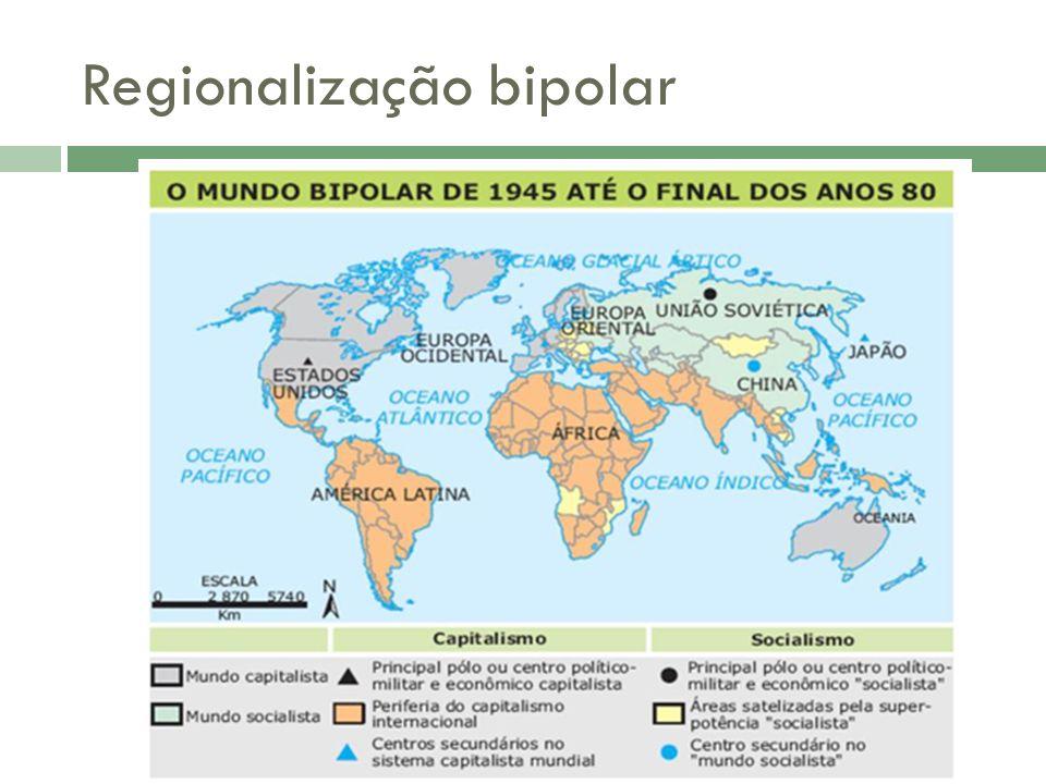Regionalização bipolar