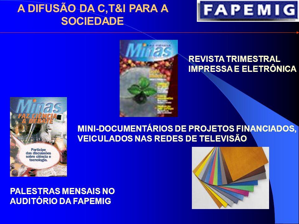 EGT ESCRITÓRIO DE GESTÃO TECNOLÓGICA ANO Marca D. Pat.
