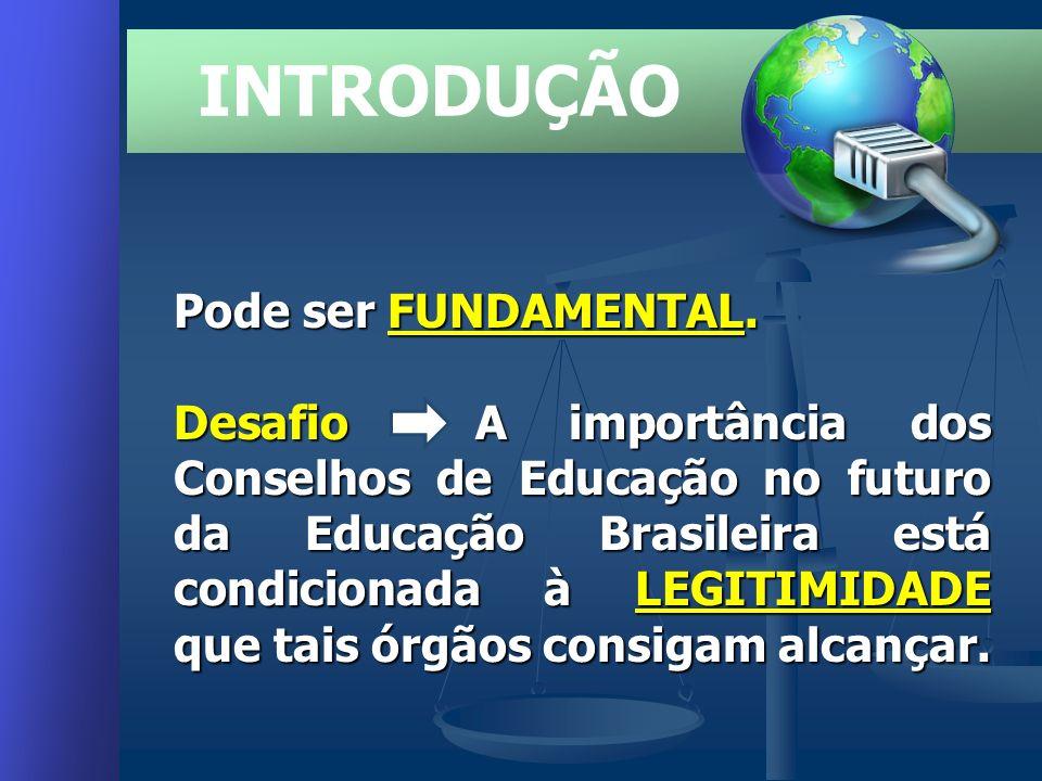 Ao Conselho Superior de Ensino seguiram-se o Conselho Nacional de Ensino (Decreto nº 16.782-A, de 13/01/1925), o Conselho Nacional de Educação (Decreto nº 19.850/31), o Conselho Federal de Educação e os Conselhos Estaduais de Educação (Lei nº 4.024/61), os Conselhos Municipais de Educação (Lei nº 5692/71) e, novamente, Conselho Nacional de Educação (Lei nº 9.131/95).