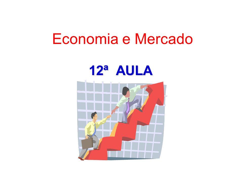 12ª AULA Economia e Mercado