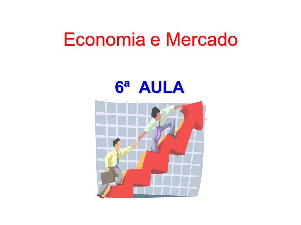 6ª AULA Economia e Mercado