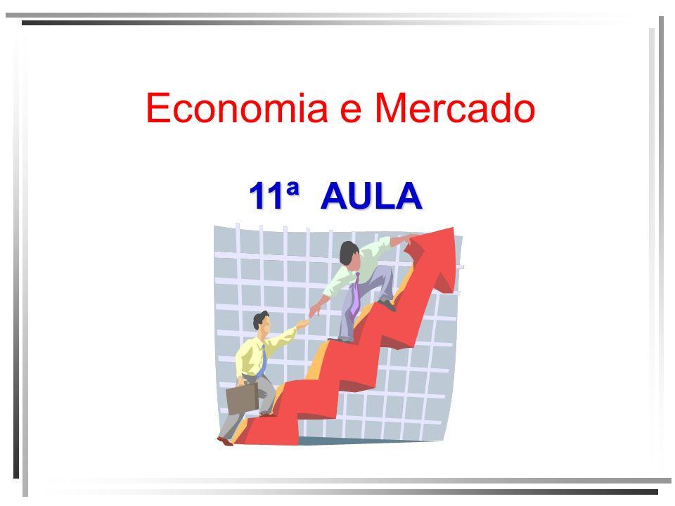 11ª AULA Economia e Mercado