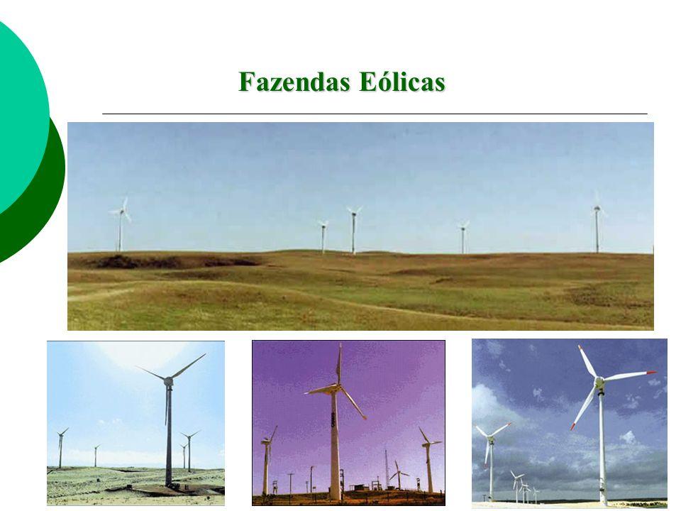 Fazendas Eólicas