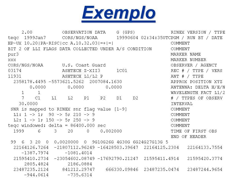 Uchôa90 Efeito Doppler Pequena variação na freqüência do sinal devido ao movimento do satélite.