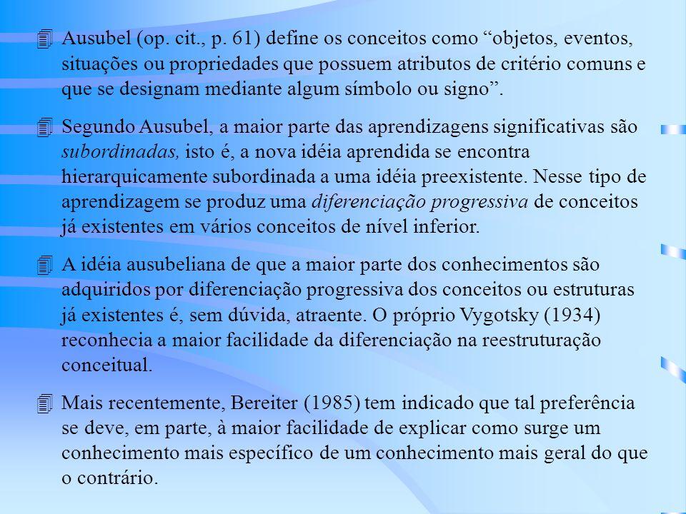 4Ausubel (op.cit., p.