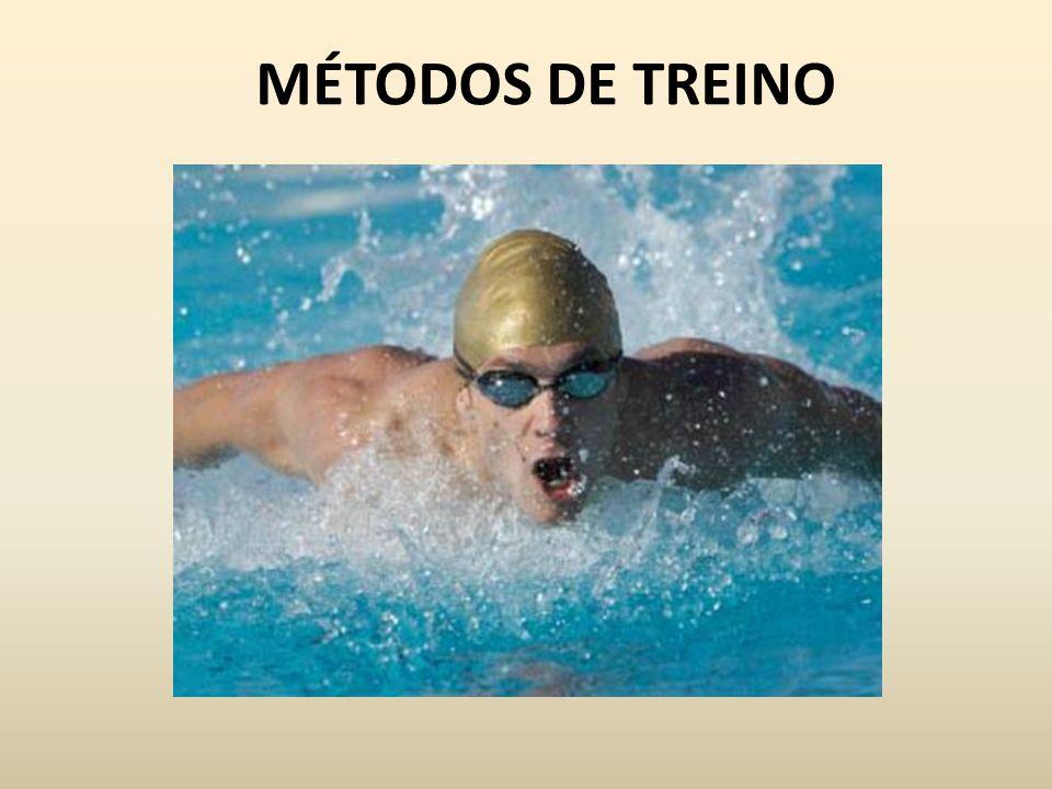 MÉTODOS DE TREINO