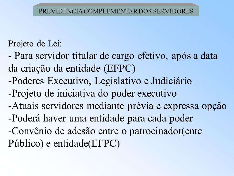 Fundos de pensão previstos na Reforma da Previdência FUNDOS PÚBLICOS(?) (Natureza Pública) AUTARQUIAS/FUNDAÇÕES PÚBLICAS FUNDAÇÃO DE DIREITO PRIVADO P