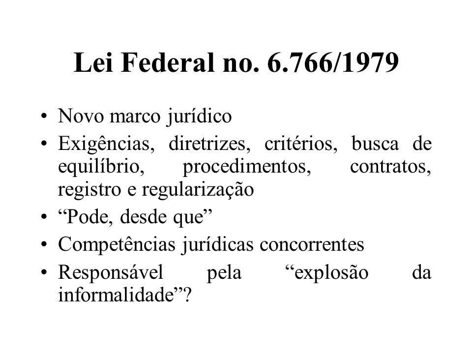 Lei Federal no.