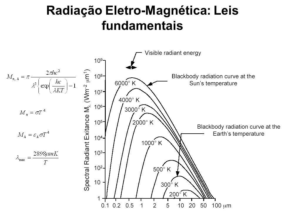 Radiação Eletro-Magnética: Leis fundamentais