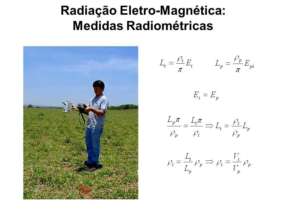 Radiação Eletro-Magnética: Medidas Radiométricas