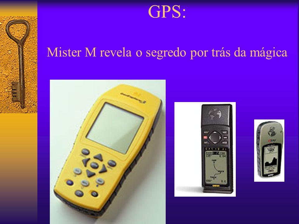 GPS: Mister M revela o segredo por trás da mágica