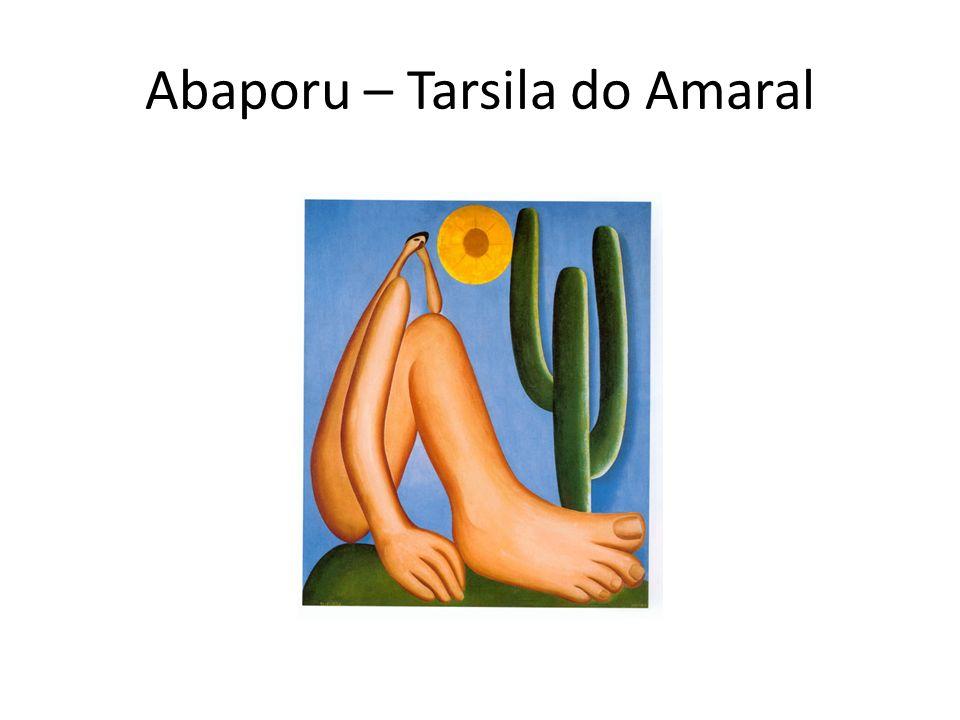 Abaporu – Tarsila do Amaral