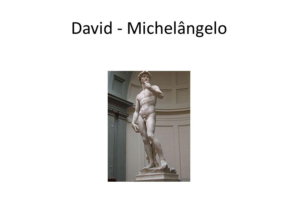 David - Michelângelo