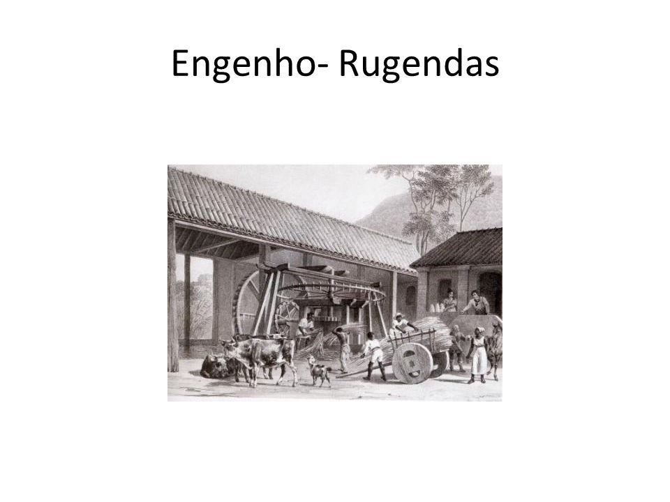Engenho- Rugendas