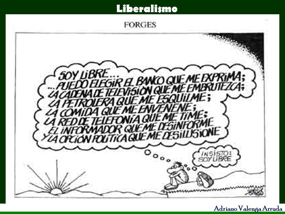 Liberalismo Adriano Valenga Arruda