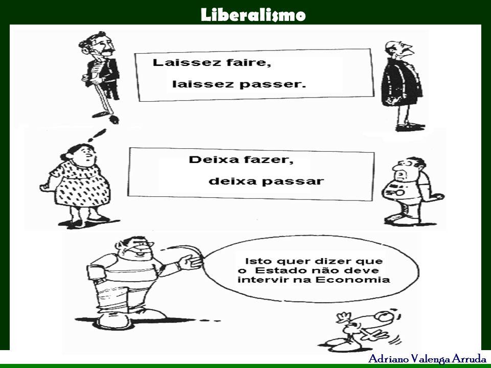 Liberalismo Adriano Valenga Arruda Instauração política do liberalismo Grã-Bretanha: as cortes converteram-se num Parlamento moderno, logo proposto como modelo no continente.