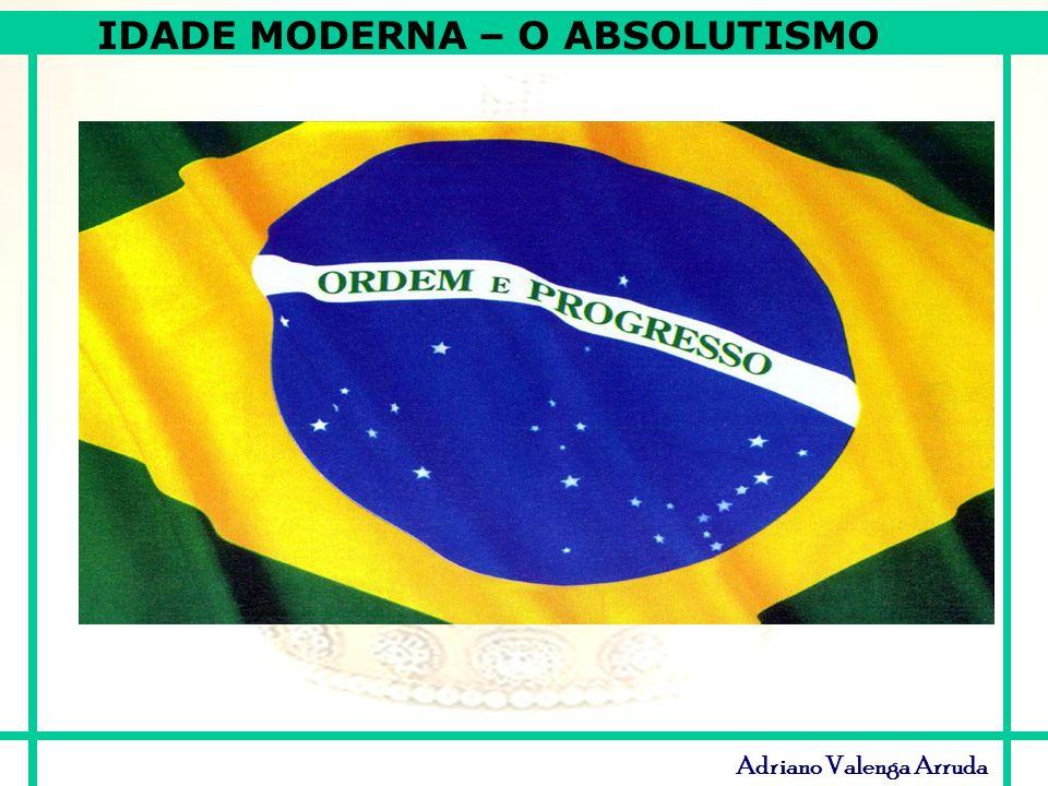 IDADE MODERNA – O ABSOLUTISMO Adriano Valenga Arruda