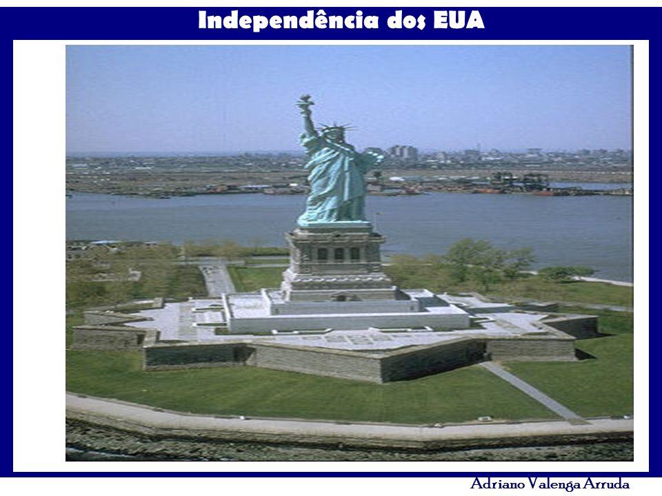 Independência dos EUA Adriano Valenga Arruda
