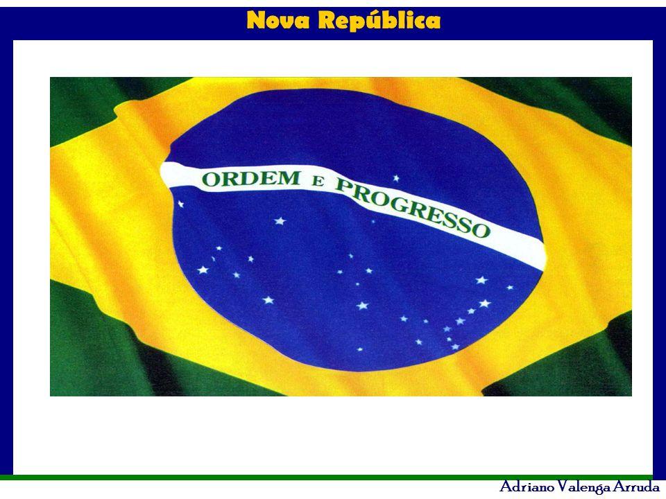 Nova República Adriano Valenga Arruda