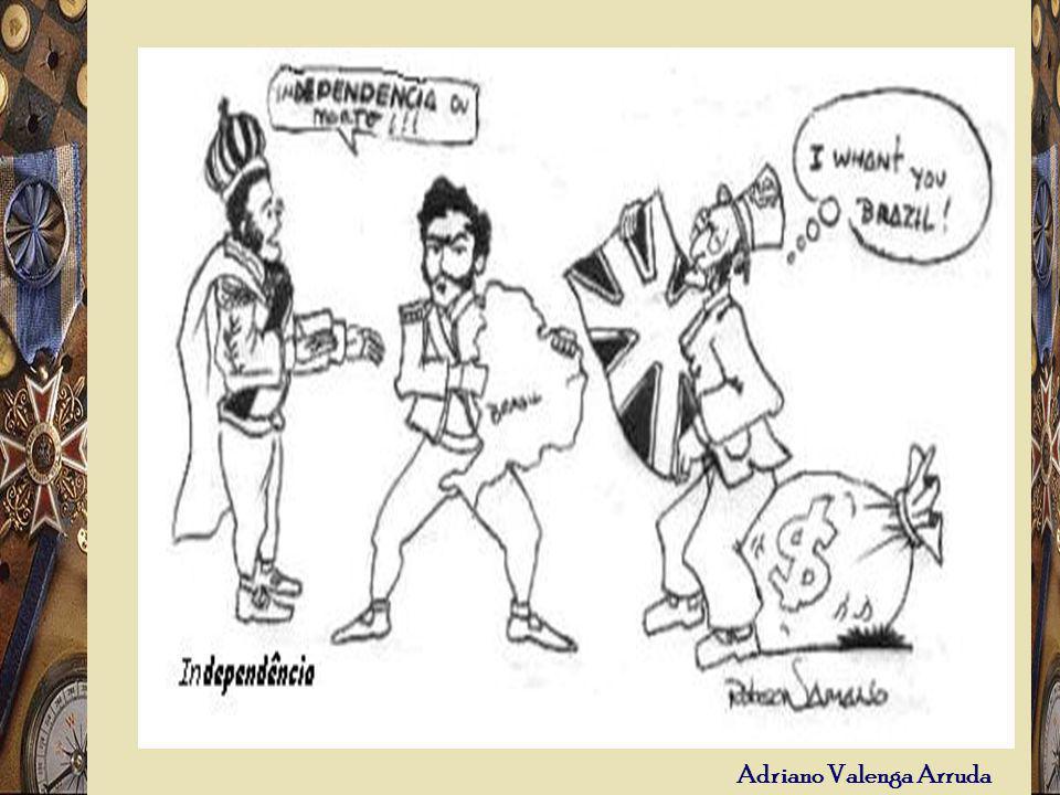 Constituição imperial: A) Constituição da Mandioca (1823) – projeto frustrado: – Submissão do poder Executivo ao poder Legislativo.