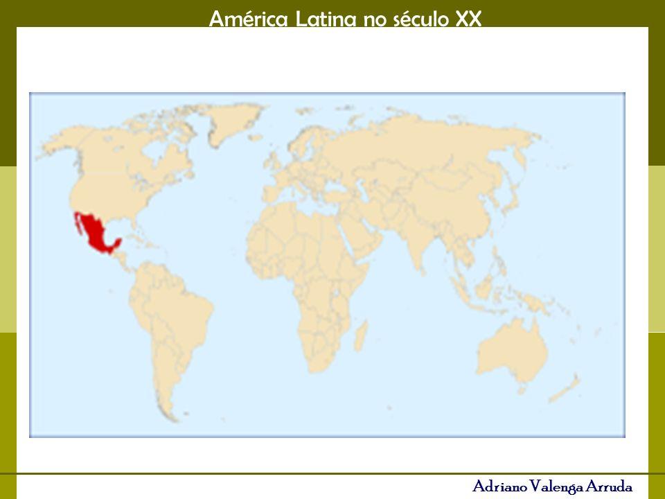 América Latina no século XX Adriano Valenga Arruda O que está ganhando com isso : Em 2006, o PIB colombiano cresceu 5% cifra superior, por exemplo, à alcançada pelo Brasil.