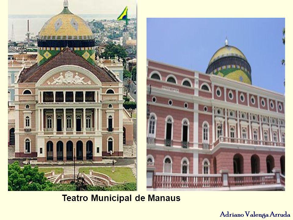 Teatro Municipal de Manaus