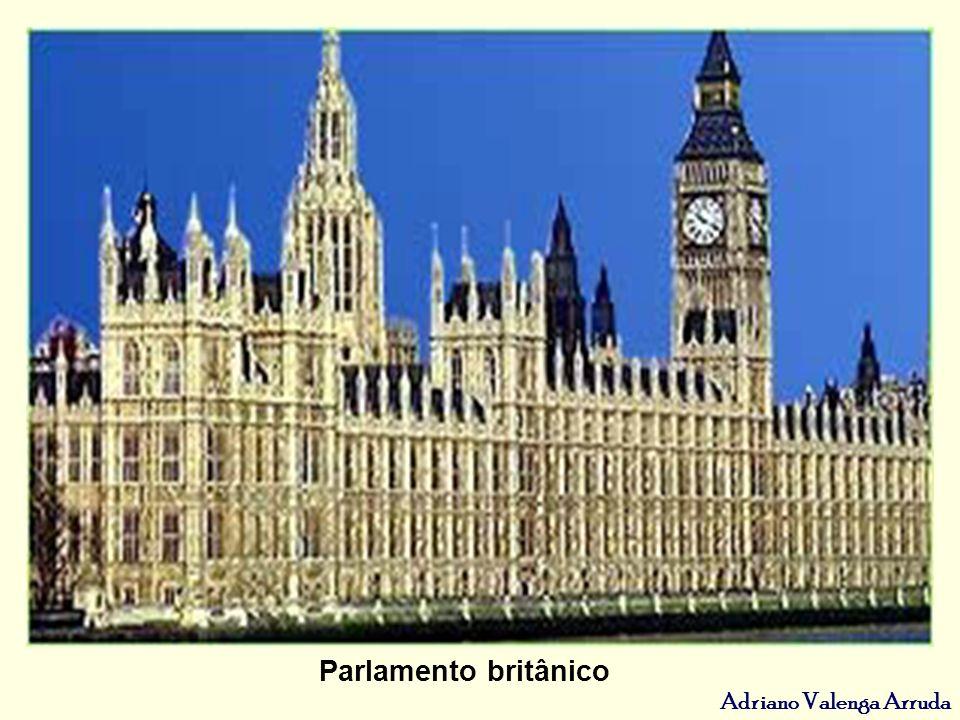 Adriano Valenga Arruda Parlamento britânico