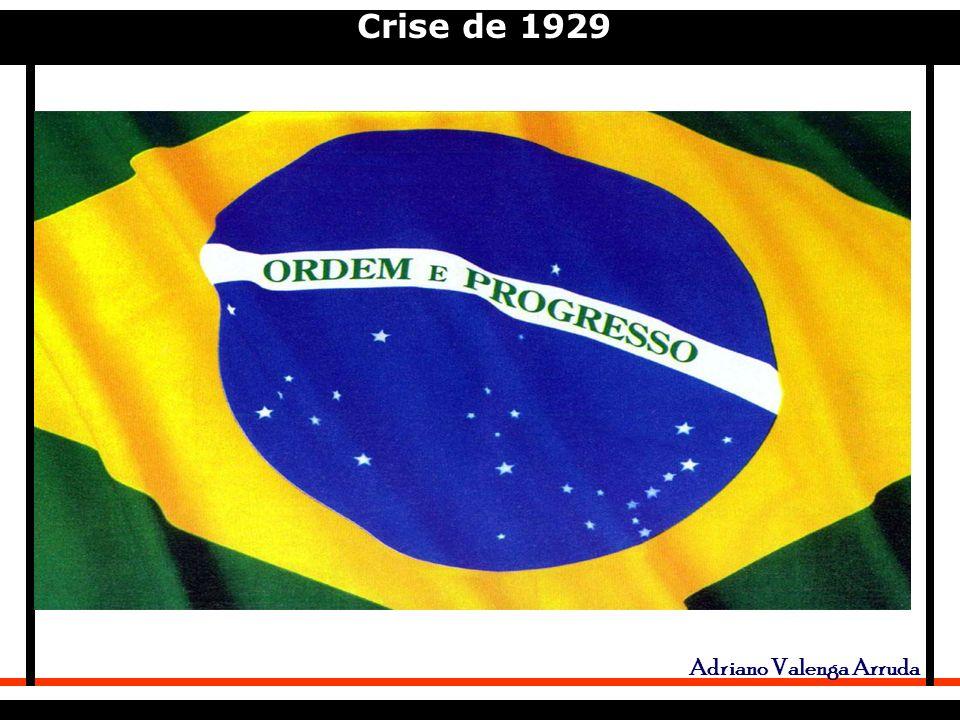 Crise de 1929 Adriano Valenga Arruda