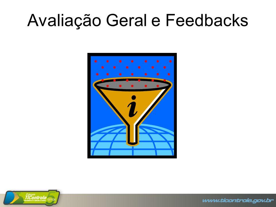 Avaliação Geral e Feedbacks