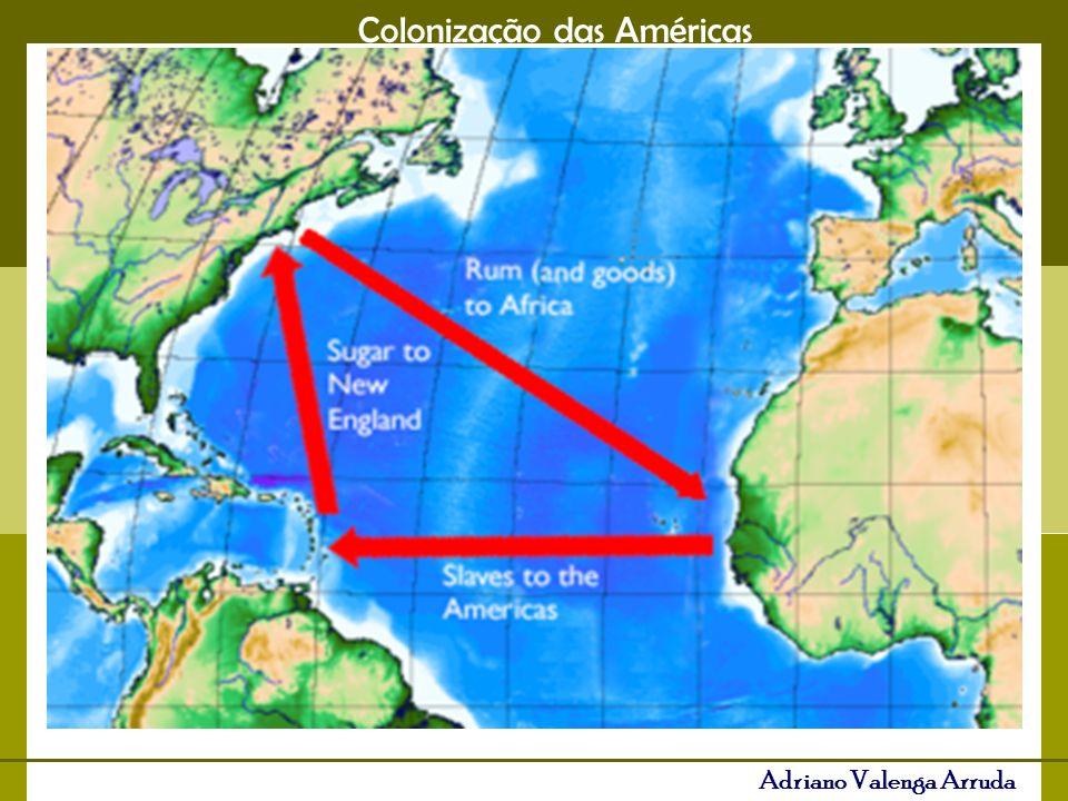 Colonização das Américas Adriano Valenga Arruda COLONIZAÇÃO PORTUGUESA Em 22-04-1500, Pedro Álvares Cabral toma posse do Brasil em nome do rei de Portugal.
